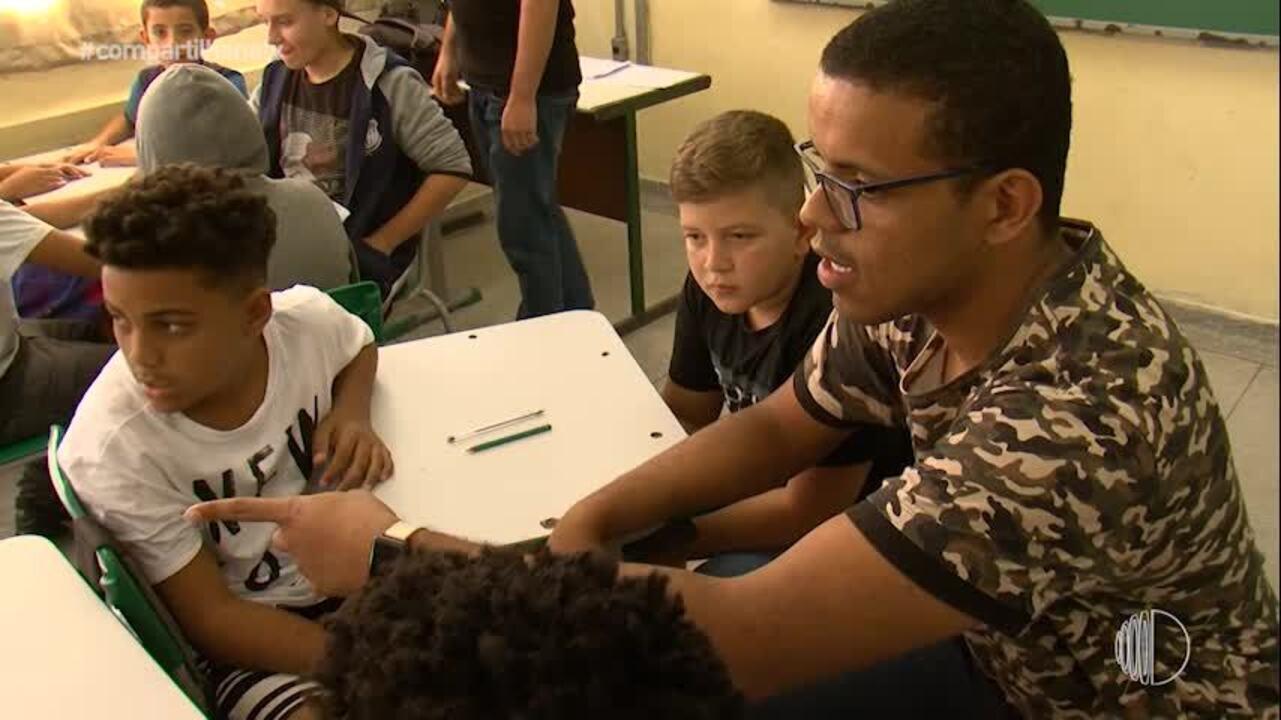#JovensdoFuturo leva conscientização sobre bullying em escolas