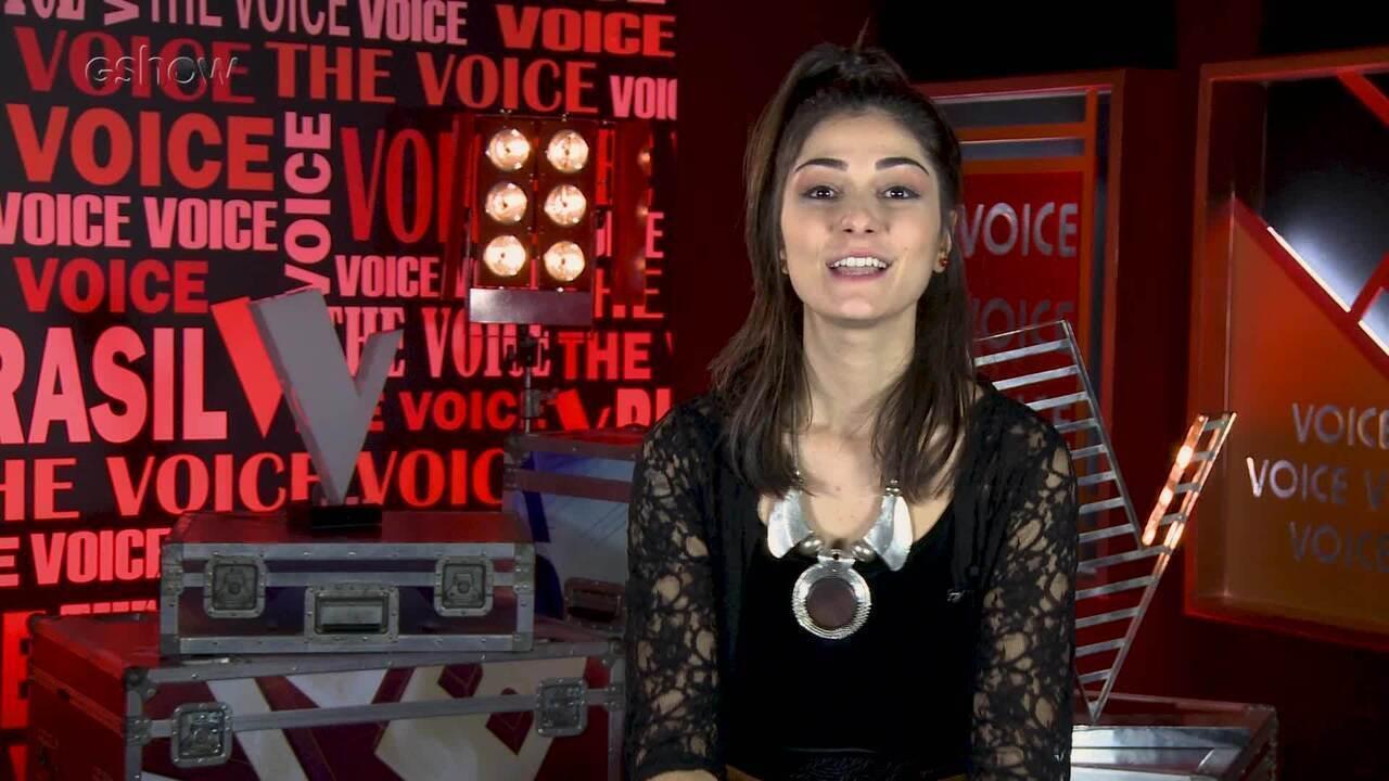 Conheça a participante Yolanda de Paulo, do Time Teló