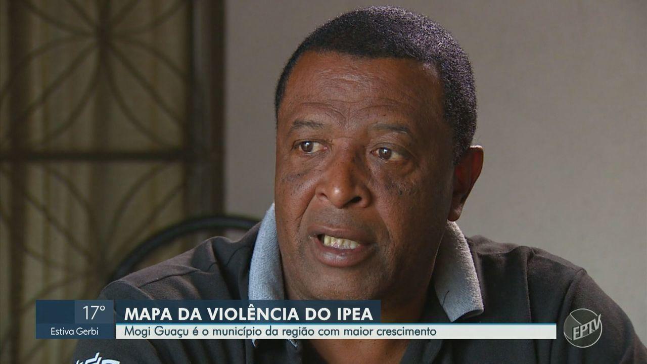 Campinas e Mogi Guaçu registram alta em taxa de homicídios