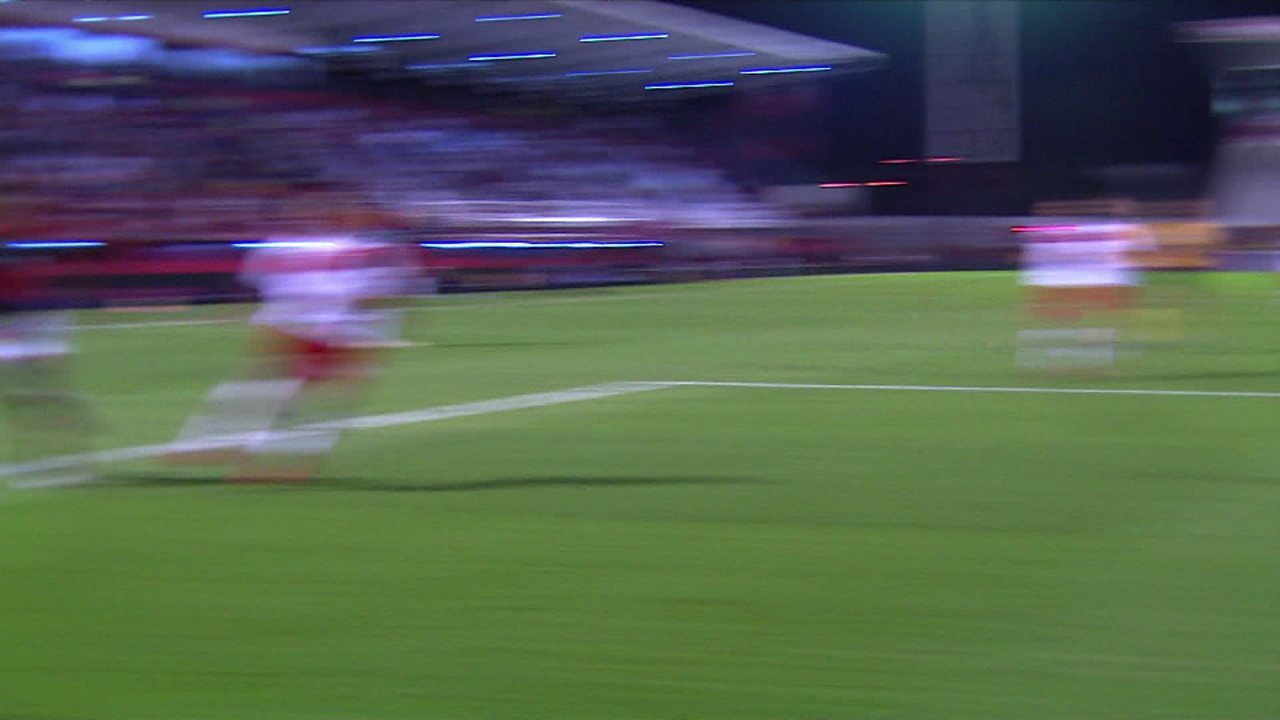 Vinícius estreou na vitória do CRB sobre o Atlético-GO na 15ª rodada