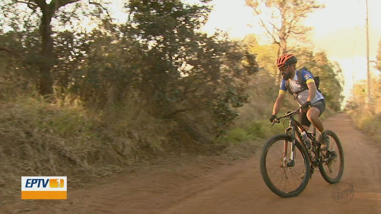 Pedreiro de São Carlos é campeão paulista e bicampeão brasileiro de mountain bike