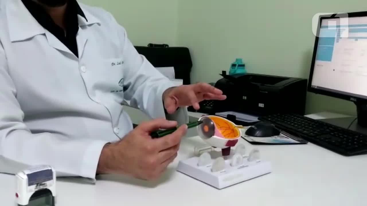 Oftalmologista dá dicas de cuidados dos olhos durante período de seca em Porto Velho