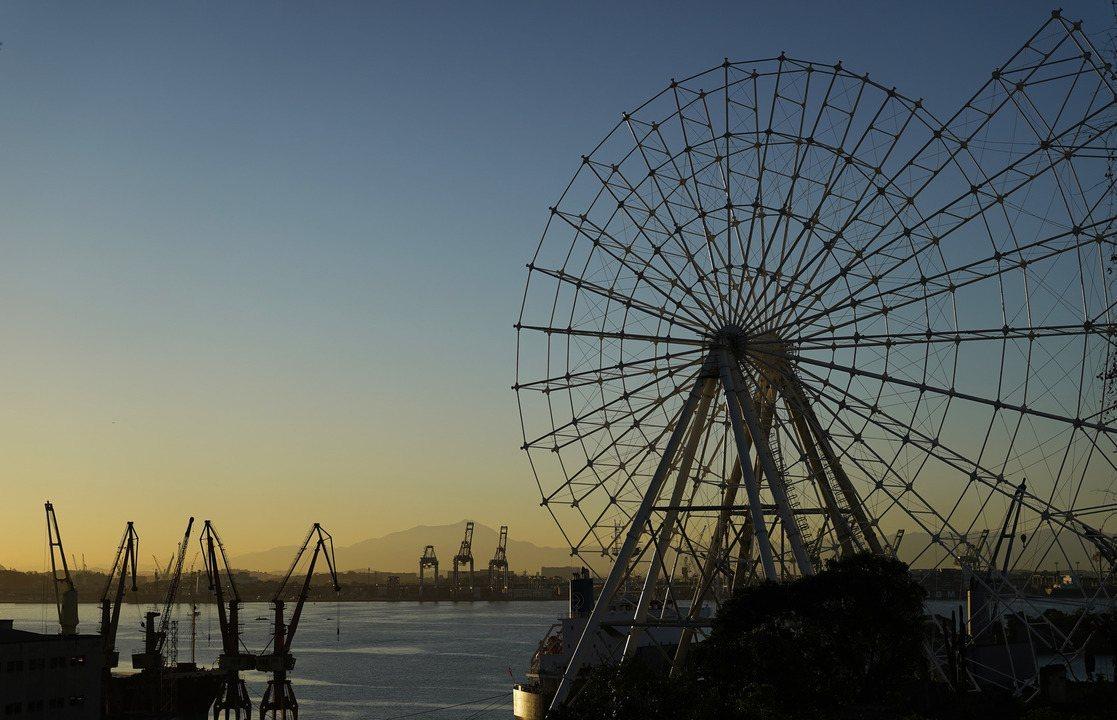 Rio vai ganhar roda gigante com mais de 80 metros de altura e vista panorâmica