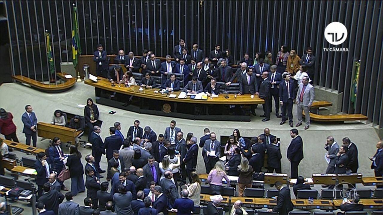 Câmara dos Deputados finaliza votação da reforma da Previdência sem fazer novas mudanças