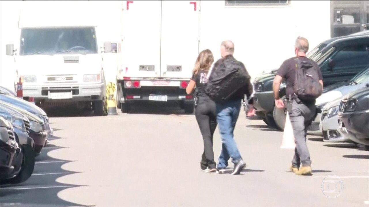 Empresário Eike Batista é preso mais uma vez, em nova fase da operação Lava-Jato