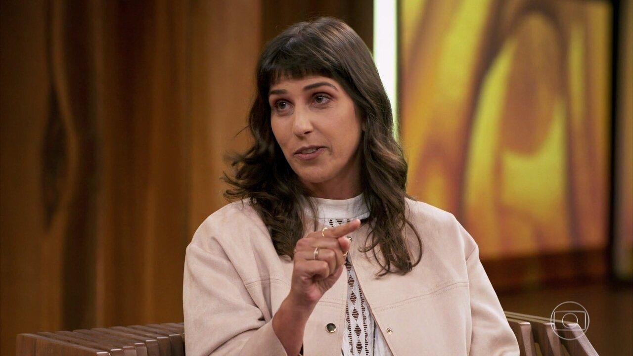 Paula Faria fala sobre a vacina contra a coqueluche