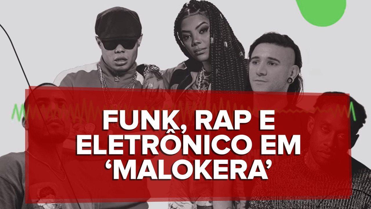 'Malokera': MC Lan é a cara de música com Skrillex, mas quem brilha é Ludmilla no rap