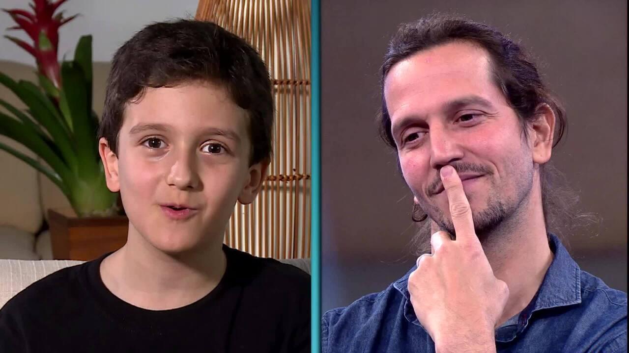 Filhos de Vladimir Brichta falam sobre ele no 'Arquivo Confidencial' em 2016