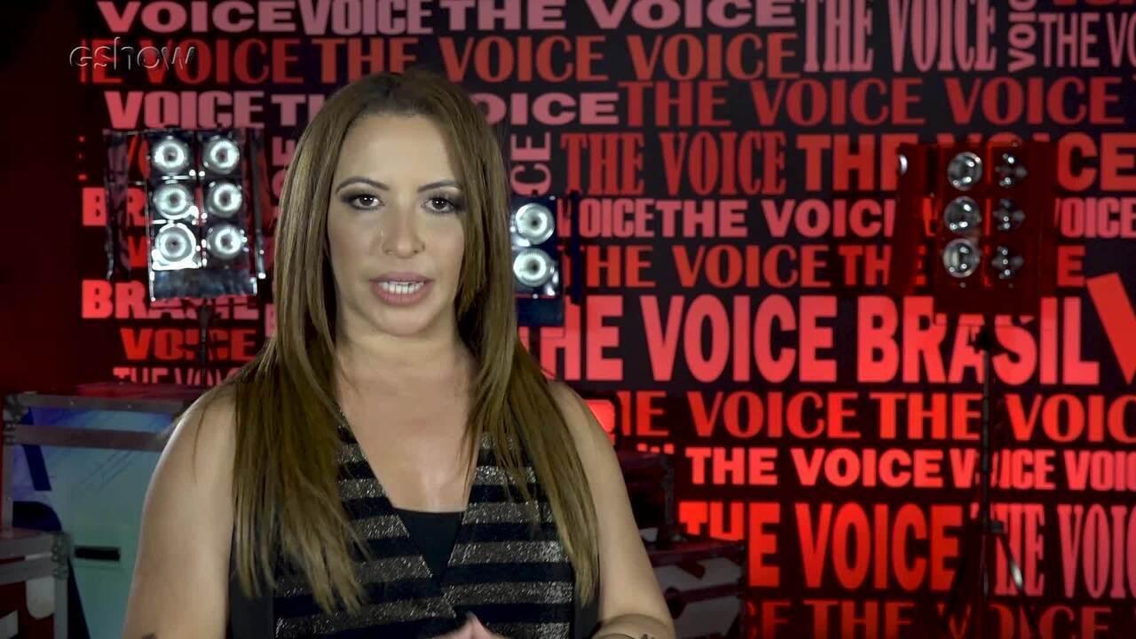 Conheça a participante Fabiana Oliveira, do Time Teló