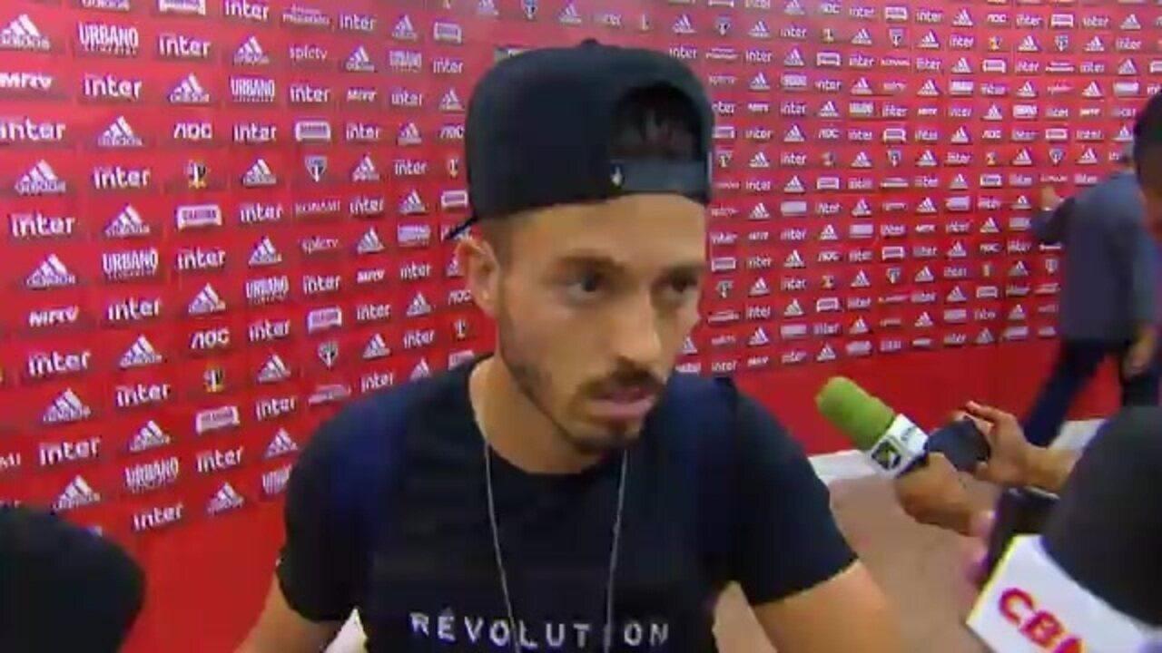 """Reserva do Santos, Jean Mota desabafa: """"Não sei se diretoria e treinador contam comigo"""""""