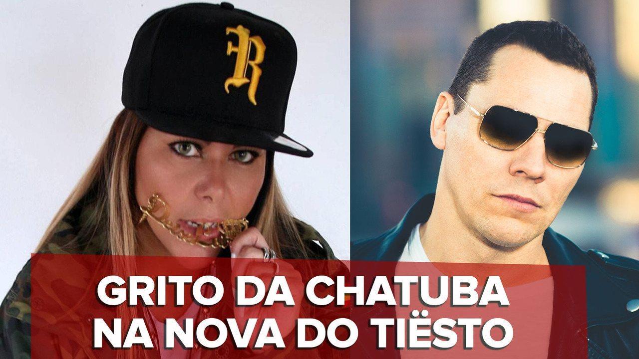Vocal da nova música do Tiesto foi composto pela MC Deise Loira