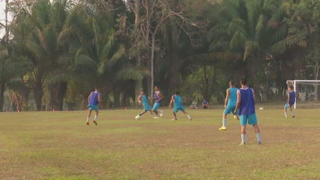 Atlético-AC terá novidades para encarar Vasco no jogo de ida da Copa do Brasil Sub-17