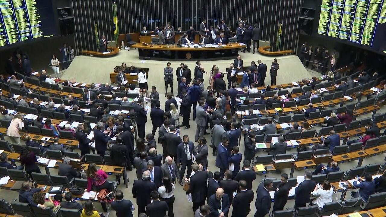 Câmara aprova texto-base da medida provisória da liberdade econômica
