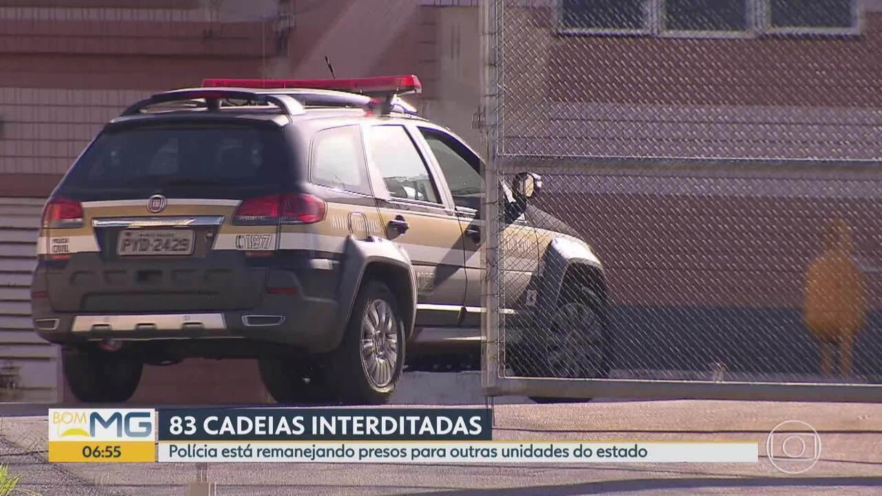 Justiça interdita parcialmente o Ceresp Gameleira, em Belo Horizonte