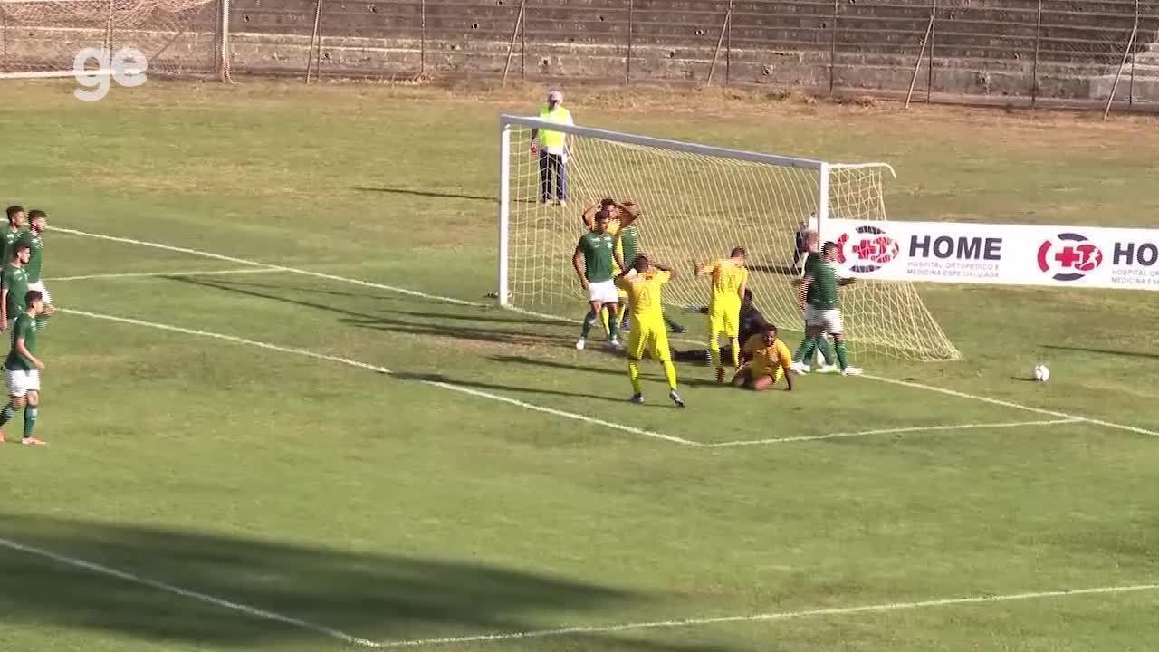 Melhores Momentos: Brasiliense 0 x 0 Goiás pelas oitavas de final da Copa Verde