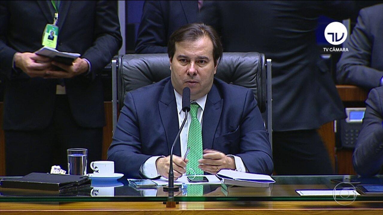 Câmara aprova urgência para projeto de lei de abuso de autoridade
