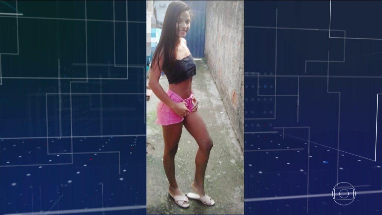 Jovem de 17 anos é vítima de bala perdida no Rio