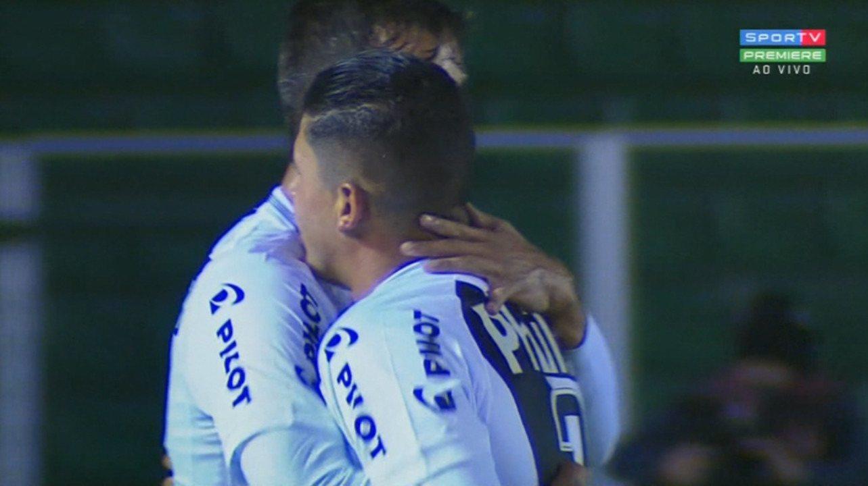 O gol de Figueirense 0 x 1 Ponte Preta, pela 16ª rodada da Série B do Brasileiro
