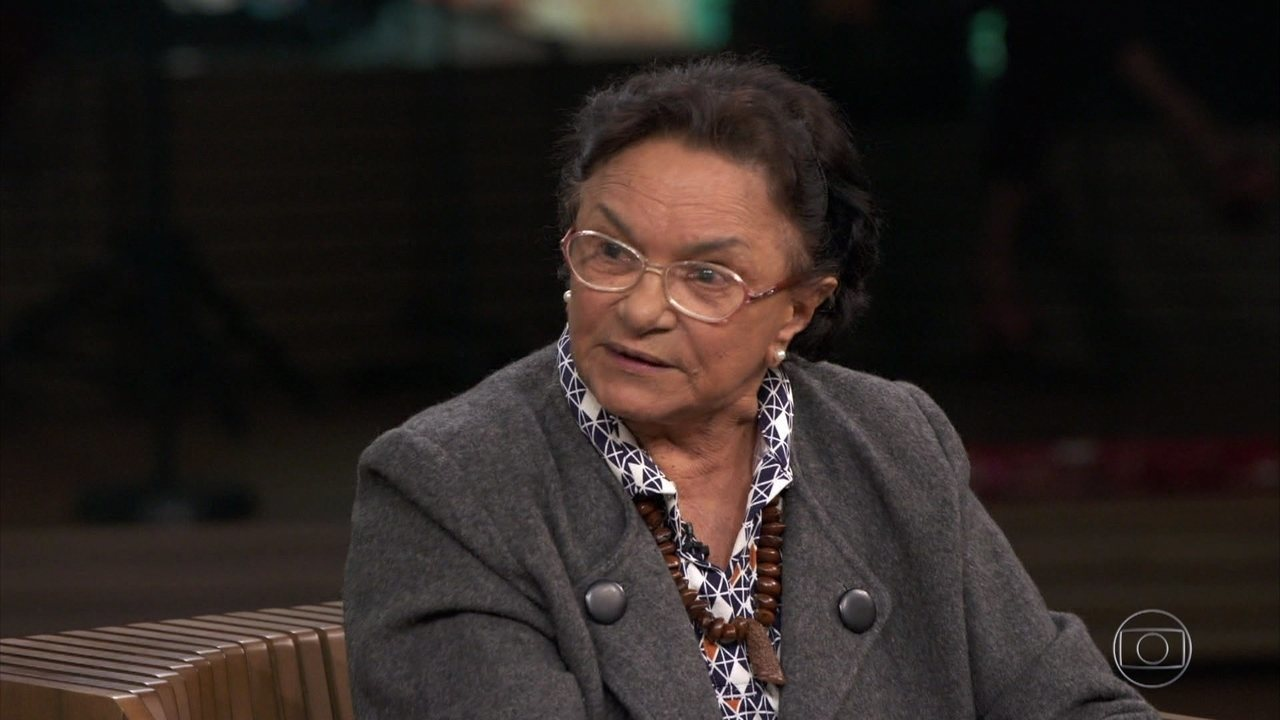 A pajé Zeneida Lima De Araújo fala do Instituto Caruanas do Marajó