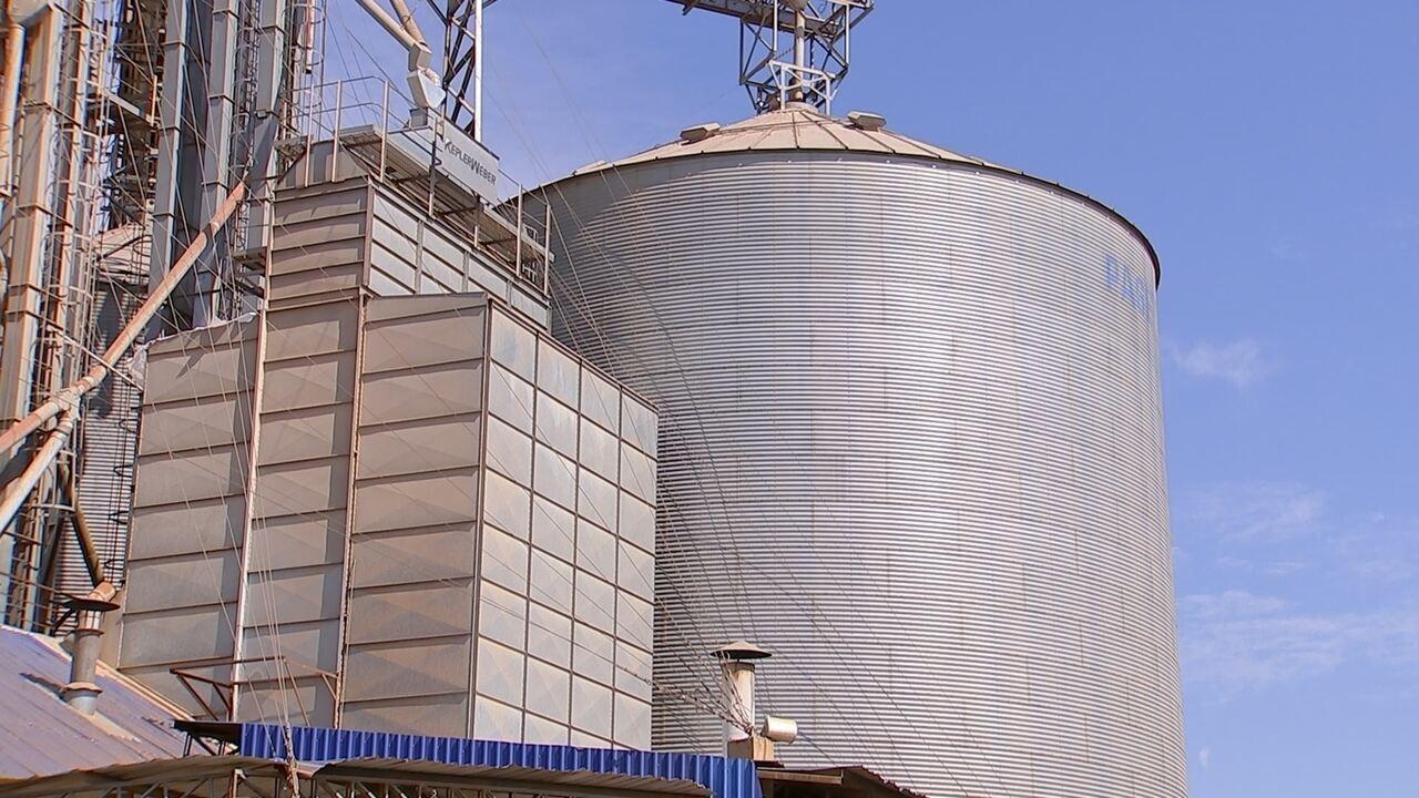 Supersafra cria desafio para estocar grãos