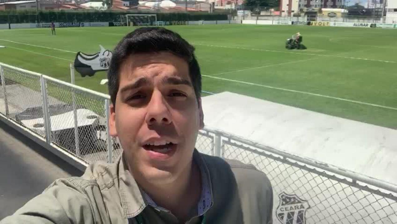 GE no Vovô: confira as novidades do Ceará antes de enfrentar o São Paulo