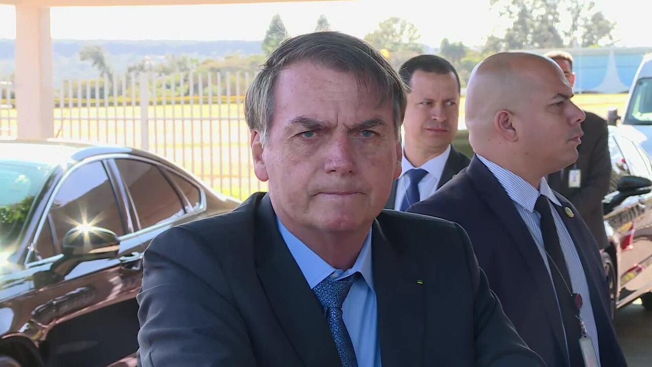 'Quem manda sou eu', diz Bolsonaro sobre escolha de novo chefe da PF no RJ