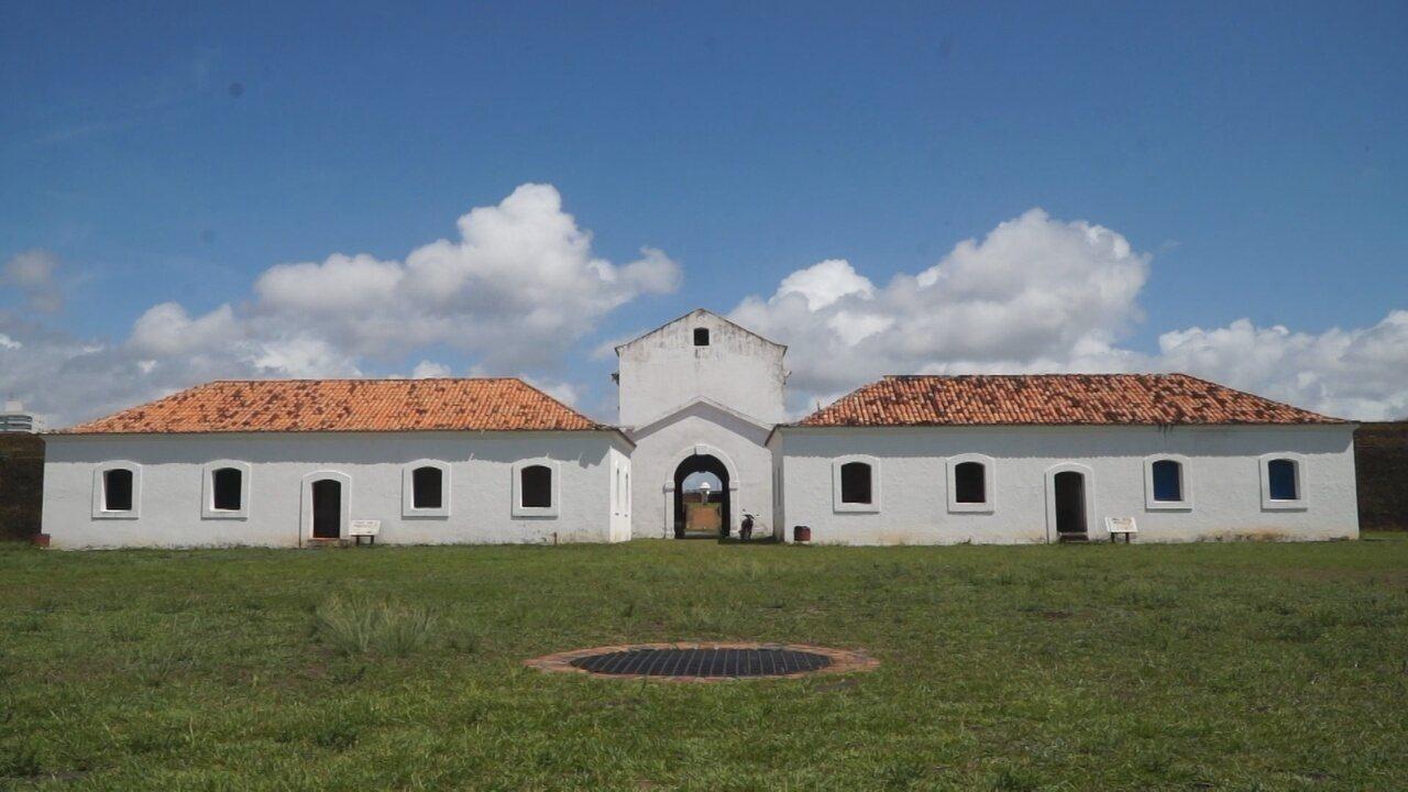 Parte 1: Programa começa na fortaleza de São José de Macapá