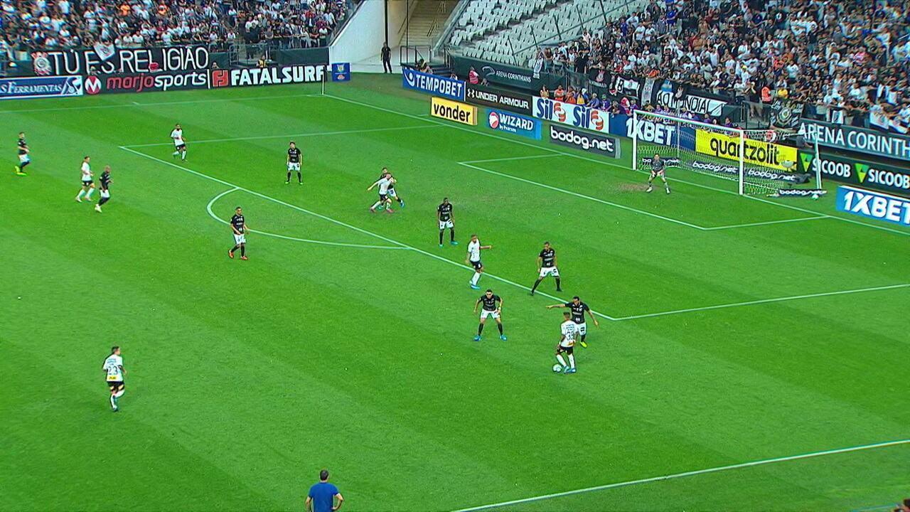 Veja os melhores momentos da vitória do Corinthians sobre o Botafogo