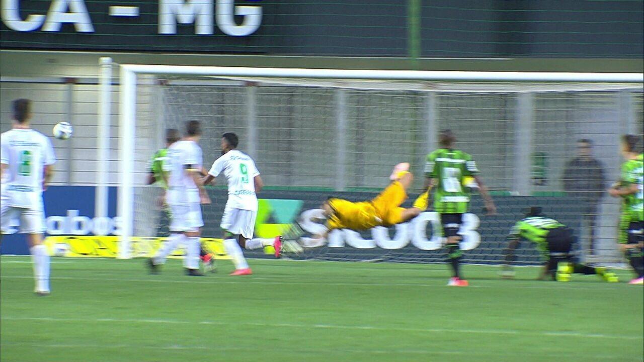 Melhores Momentos: América-MG 2 x 1 Cuiabá pela Série B do Campeonato Brasileiro