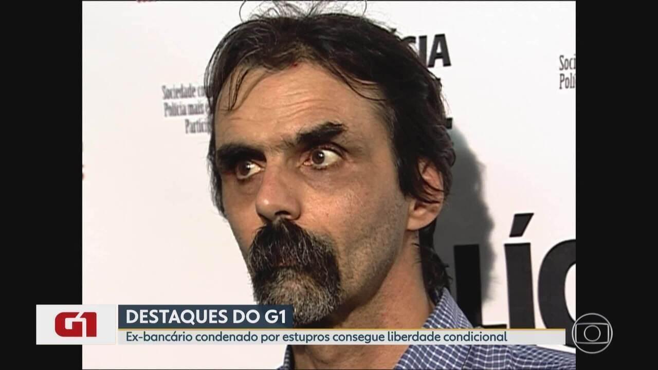 G1 no BDMG: Condenado por estupro em BH deixa presídio após liberdade condicional