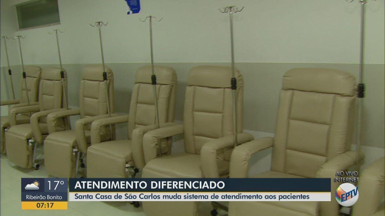 Pronto-Socorro da Santa Casa de São Carlos inaugura sala verde para dobrar atendimentos