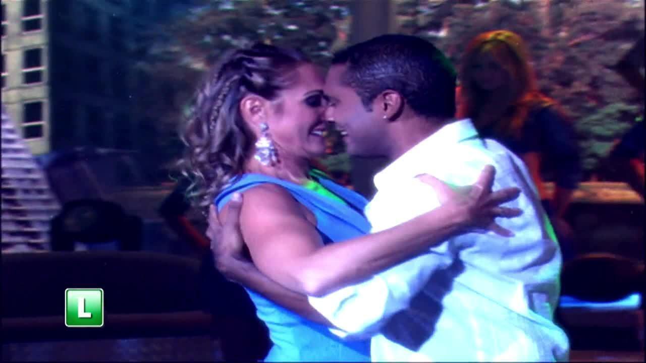 Hortência relembra experiência no 'Dança dos Famosos'