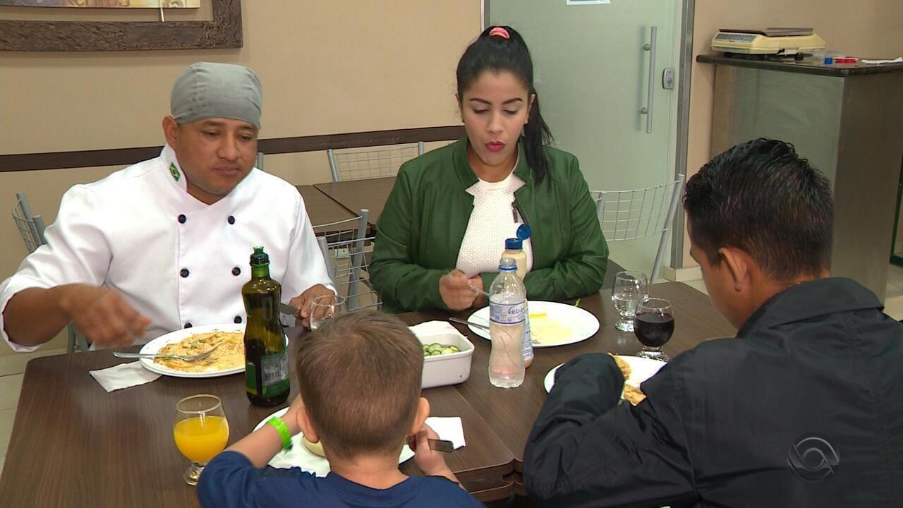 Rio Grande do Sul recebe novos grupos de imigrantes venezuelanos
