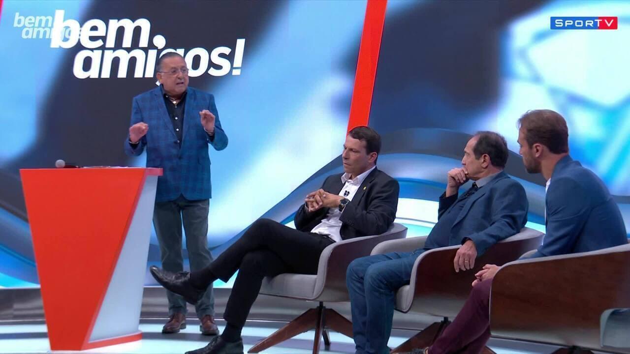 Gaciba dá detalhes de bastidores da não marcação de pênalti para o Ceará contra São Paulo
