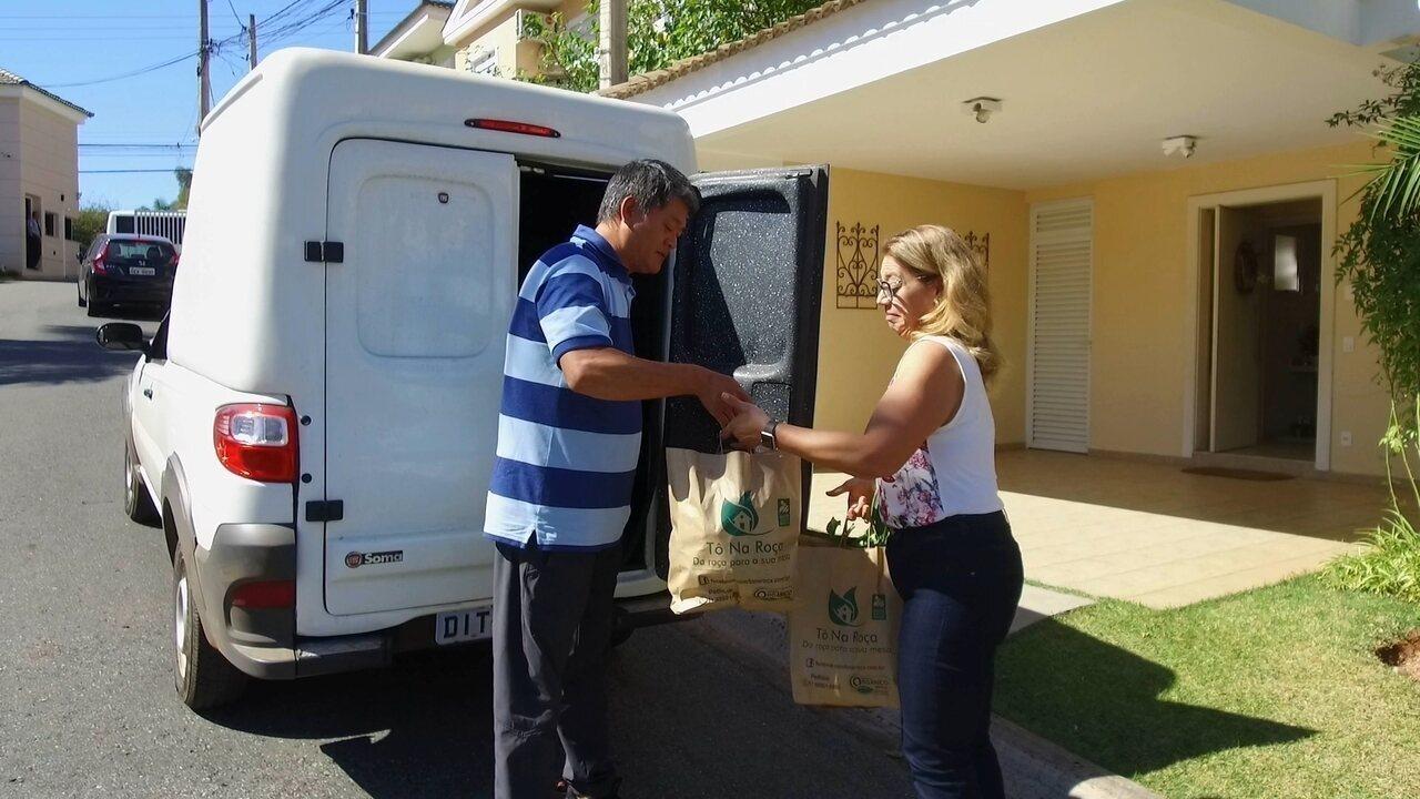 Produtores investem no serviço de 'delivery'