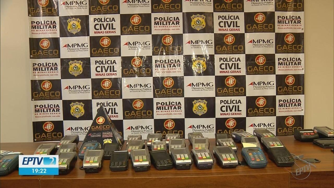 Policial civil é preso suspeito de receber propina em jogo do bicho em Pouso Alegre, MG