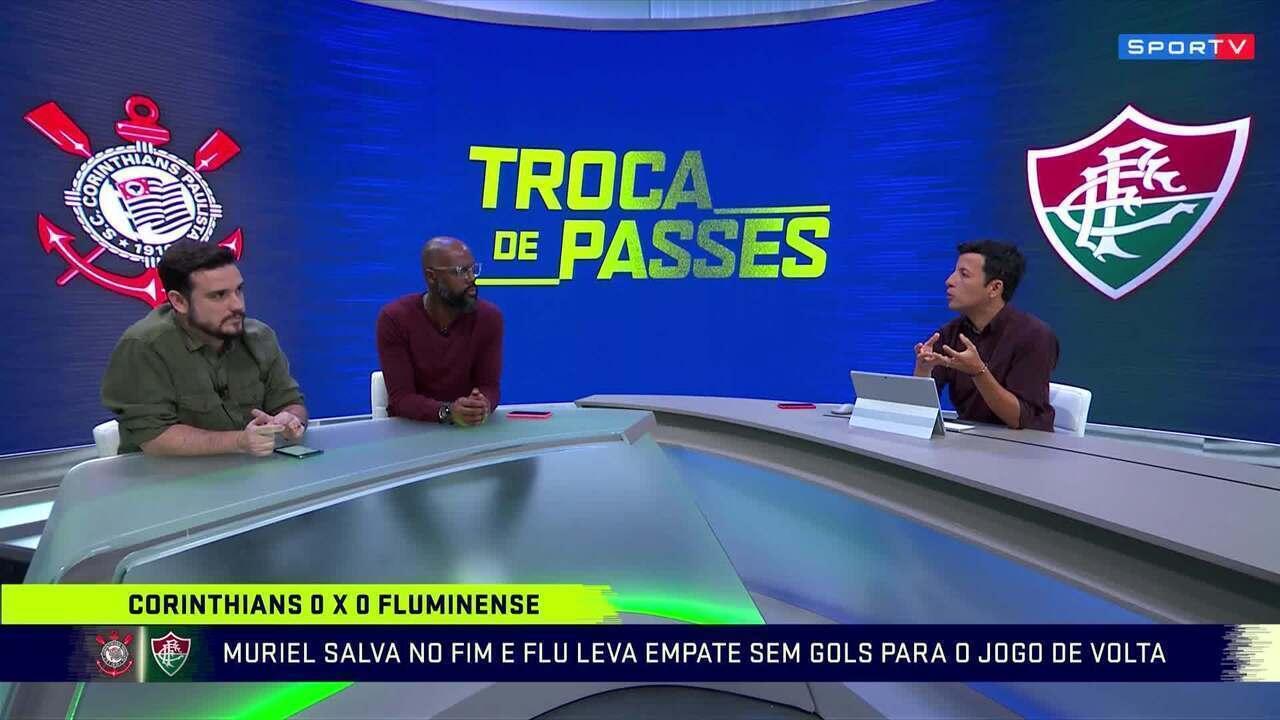Comentaristas analisam atuação de Nenê e Ganso juntos e chegada de Oswaldo ao Fluminense