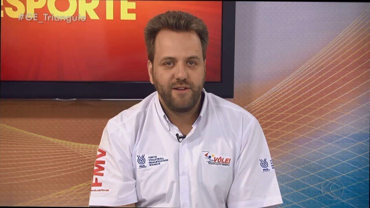 FMV confirma Supercopa Feminina de vôlei em Uberlândia
