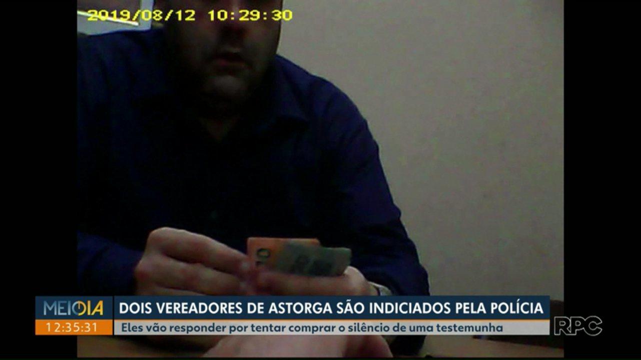Dois vereadores de Astorga são indiciados por tentar comprar o silêncio de uma testemunha