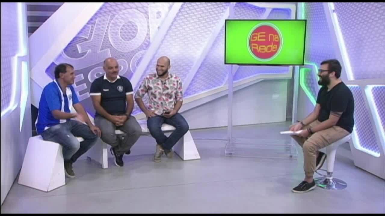 GE na Rede especial Re-Pa: ídolos projetam clássico de domingo; assista na íntegra