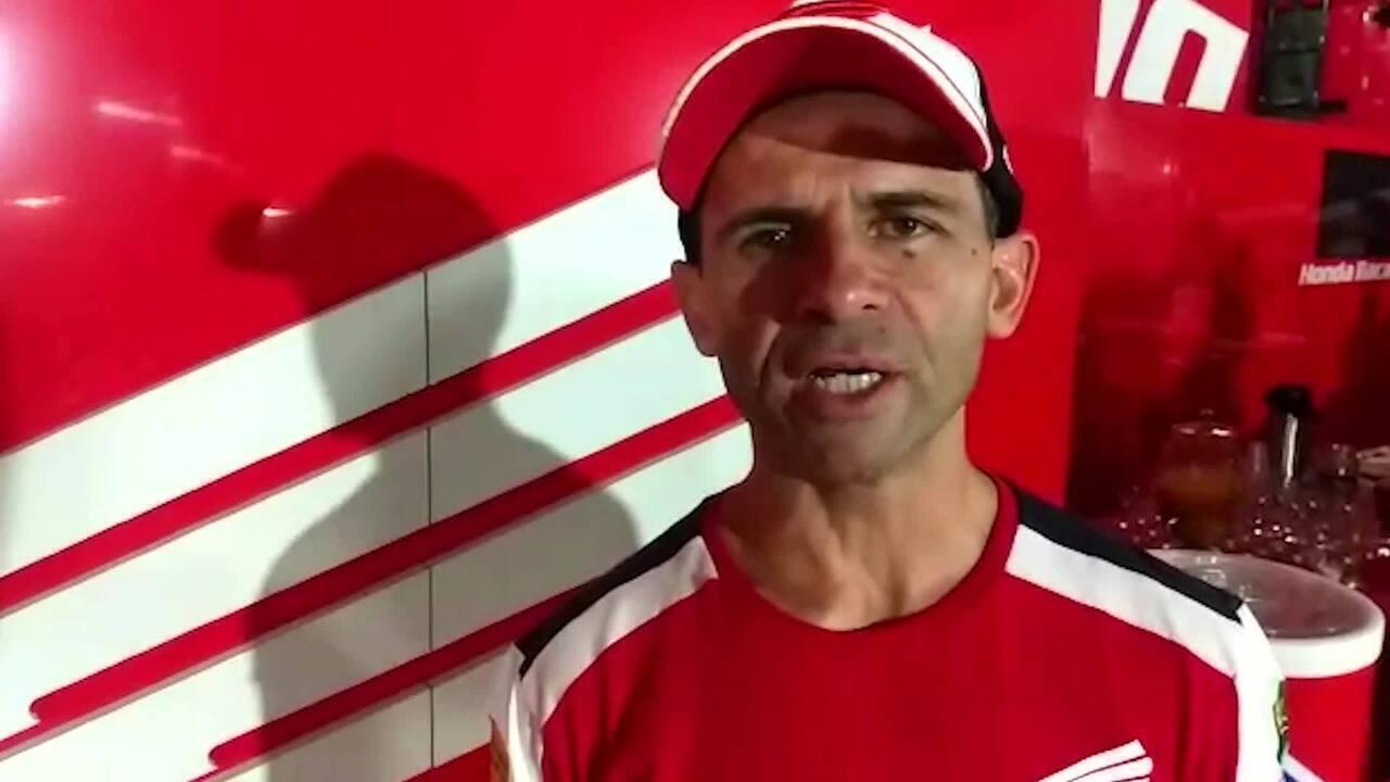 Jean Azevedo comenta expectativa para o Rally dos Sertões 2019