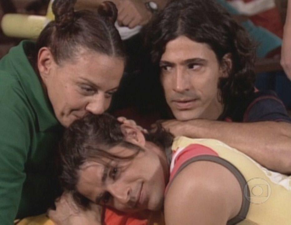 Reynaldo Gianecchini em 'Da Cor do Pecado'