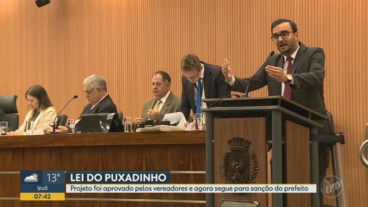 Câmara Municipal de Campinas aprova 'Lei do Puxadinho'