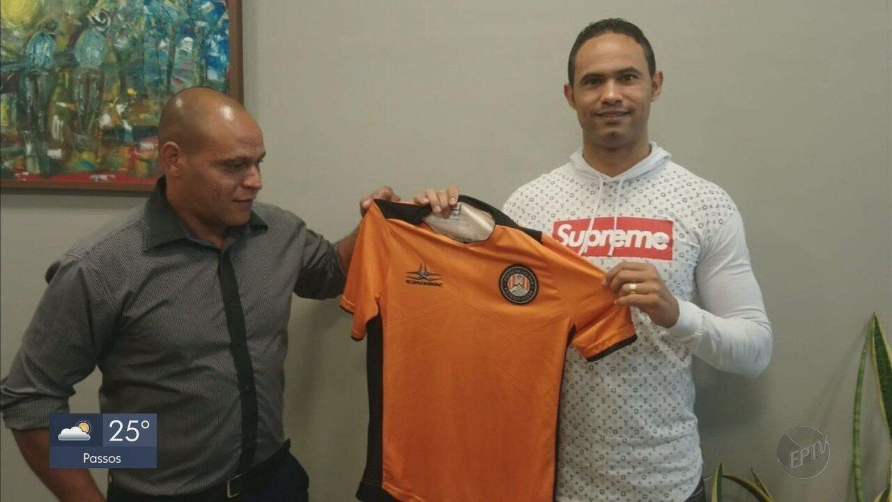 Poços de Caldas FC anuncia oficialmente o goleiro Bruno