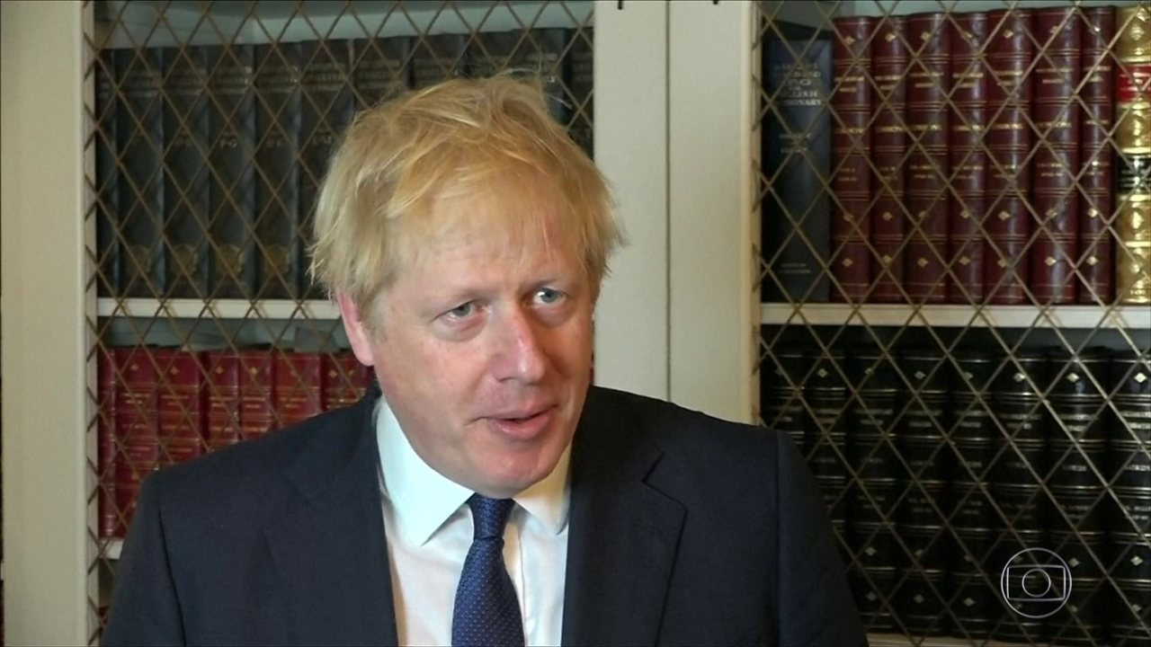 Primeiro-ministro britânico suspende parlamento por mais de um mês