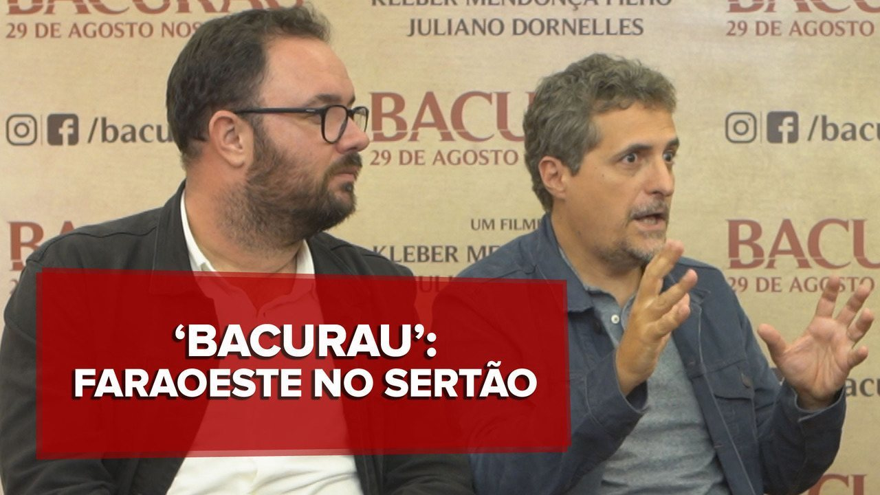 'Bacurau': Entrevista com diretores Kleber Mendonça Filho e Juliano Dornelles e elenco