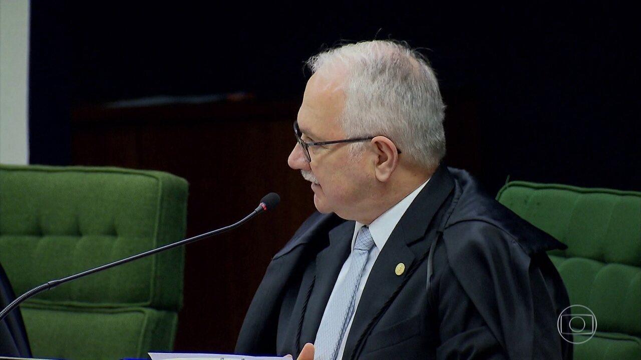 Em agosto, Fachin mandou processo do Instituto Lula voltar uma etapa