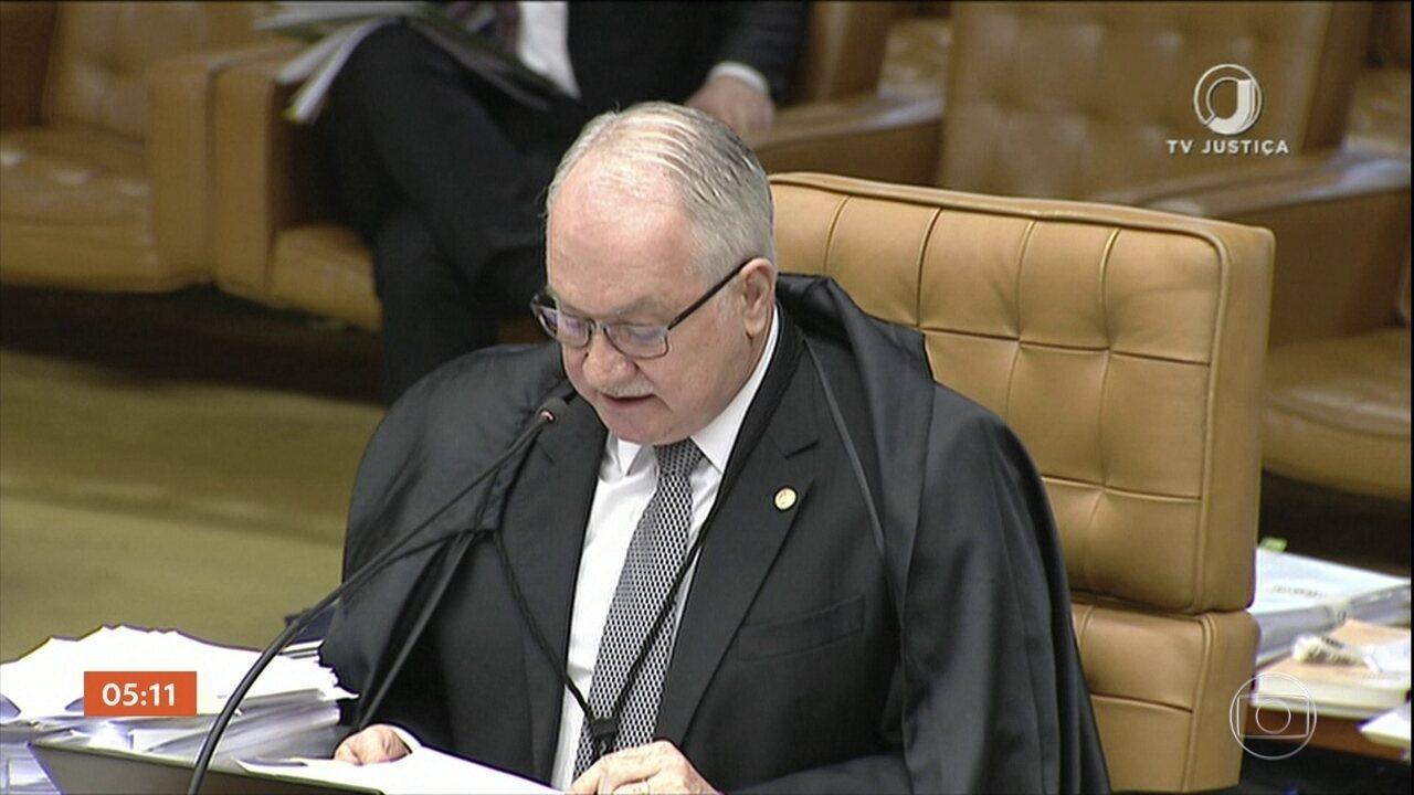 Fachin pede que seja refeito o procedimento em ação penal envolvendo o Instituto Lula