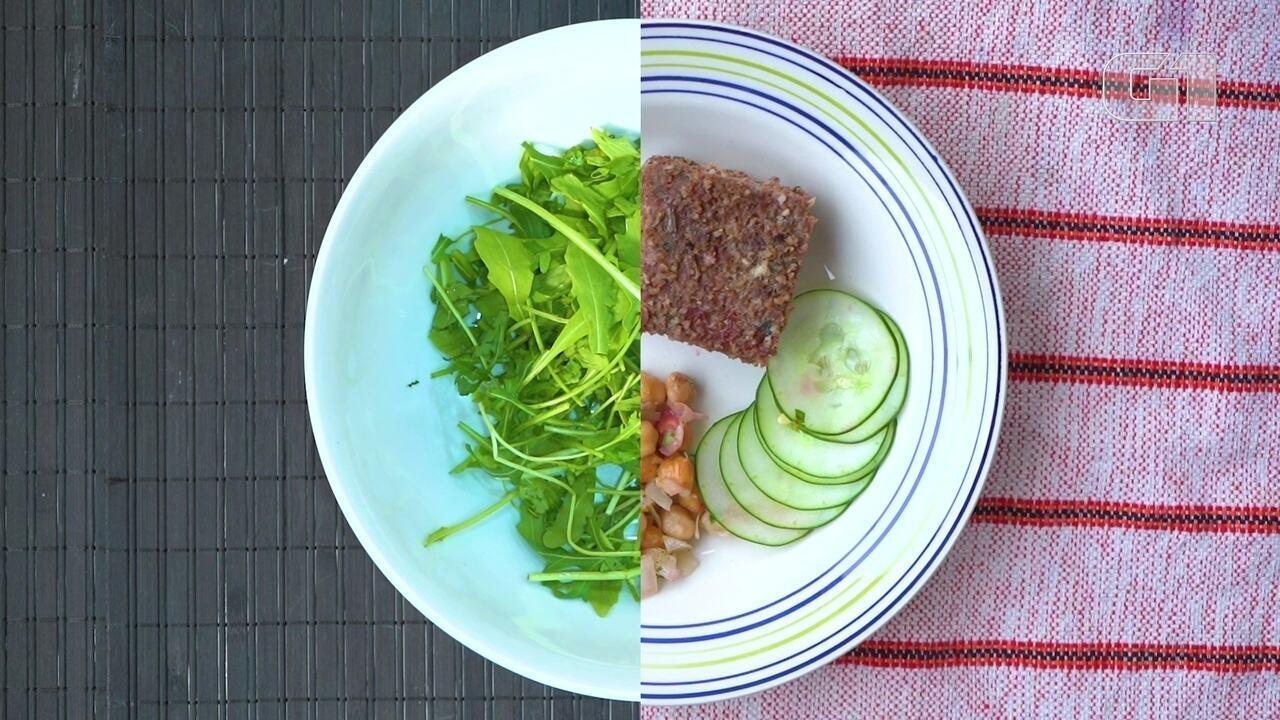 Entenda diferenças na digestão de alimentos para veganos e carnívoros