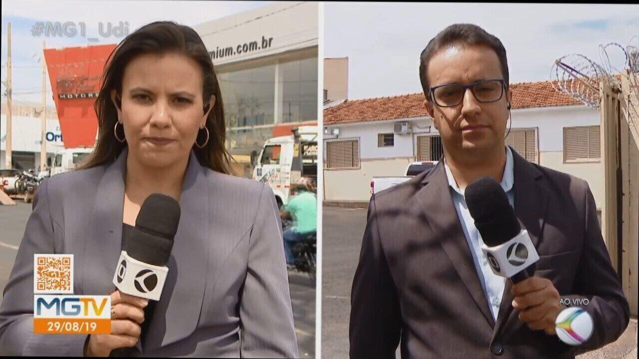 Promotores falam como agia quadrilha investigada na Operação 'Mercúrio'